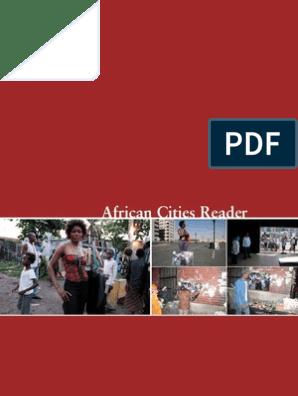 African Cities Reader 1 | Mogadishu | Somalia