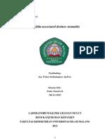 Makalah Journal Denture Stomatitis