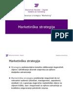 12. Marketinka strategija