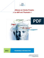 Formations Vente Projets - Key Account Management 2012