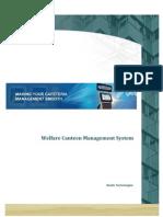 Biometric Canteen Welfare Management system