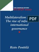 EU Informal Governance CER
