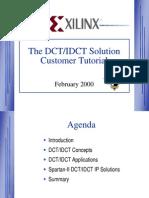 DCT IDCT