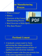 Cement Manufacturing Process-1