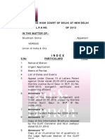 Full Text of Appeal