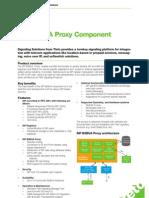ProdSheet SIP B2BUA Proxy Component V1.1