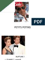 PETITS POTINS