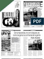 Versión impresa del periódico El mexiquense 4 junio 2012