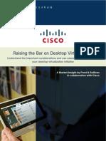 Raising the Bar on Desktop Virtualization