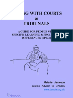 Neurodiversity Court Tribunal Guide DANDA