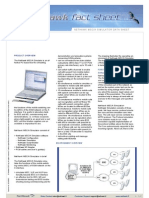 NetHawk MSCA Simulator Data Sheet v4.1