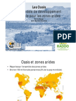 Agroecologie Oasis CARI-2