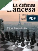 Defensa Francesa Variante Del Avance