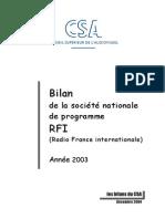 RFI2003