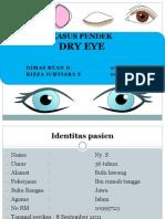 Kasus Pendek Dry Eye