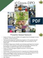 Queen of Green -DPO 4th June 2012