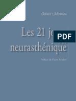 Octave Mirbeau - 21 Jours Neurasthenique