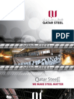 Qatar Steel AR English 2010