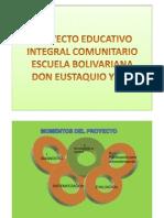 Presentacion PEIC Carmen Mendoza