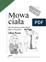 Allan Pease - Mowa Ciała