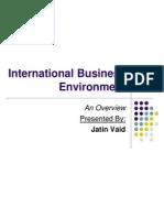 International Business Environment(1)