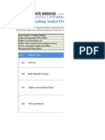 Corporate Bridge - Investement Banking Prep Guide