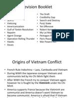 Revision Vietnam
