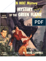 Ken Holt 10 - The Mystery of the Green Flame