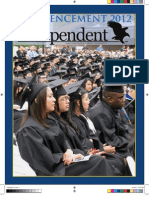 Spring 2012 Commencement Issue