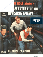 Ken Holt 14 - The Mystery of the Invisible Enemy