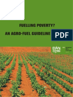 AgrofuelsGuidelineIndia