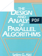 The Design and Analysis of Parallel Algorithm by S.G.akl