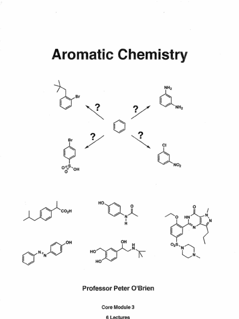 Aromatic Annotated Handout 2011 1