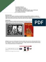 PTSD projectplan