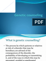 Genetic Counseling 1