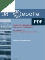 CCCDebatte08_Internet Und Digitale Buergergesellschaft_2011