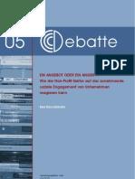 CCCDebatte05 Ein Angebot Oder Ein Angriff 2010