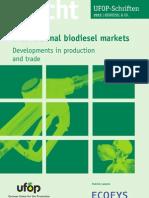 Biodiesel Trade-UFOP en 2012