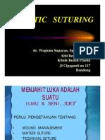 5. Esthetic Suturing Final Dr