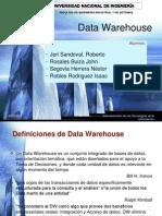 datawarehouse1-091127130634-phpapp01