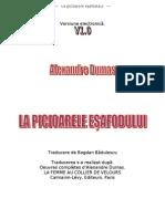 [V1.0] Al. DUMAS - La Picioarele Esafodului