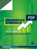 Plataforma Des. Económico - Resumen