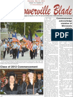 Browerville Blade - 05/31/2012 - page 01