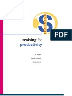 Productivity and Training