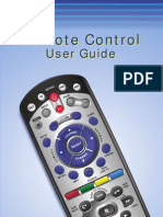 Remote Control Model Manual