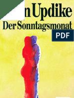 Updike, John - Der Sonntagsmonat