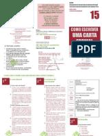 Como Escrever Uma Carta Formal