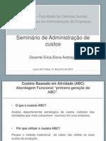 Seminário ABC-MAC