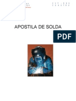 Capa Apostila de Solda