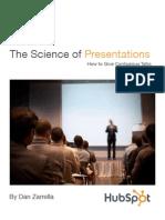 Science of Presentations Dan